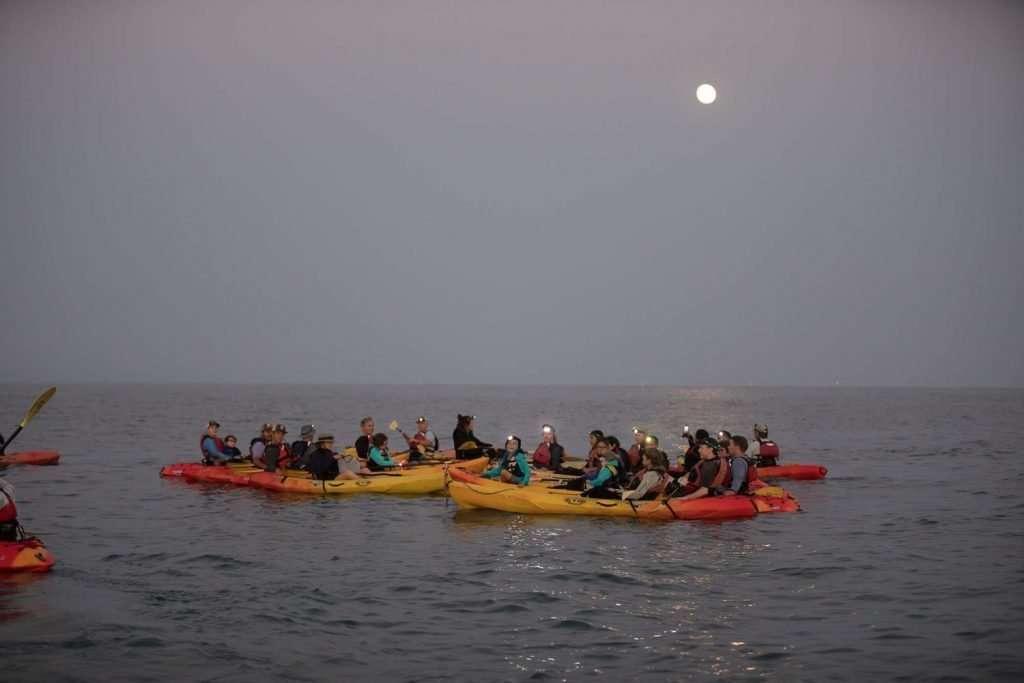 WYP Full Moon Paddle