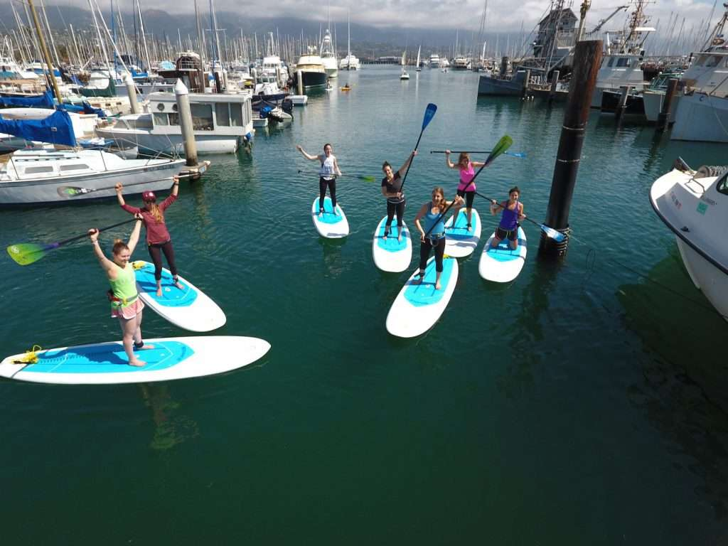 paddle sports fitness