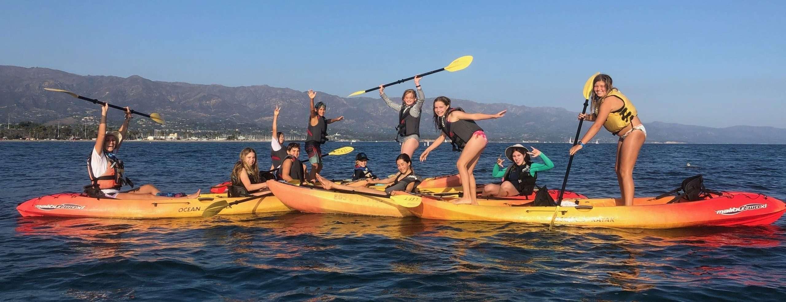 Ocean Explorers Kids Summer Camps